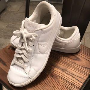Women's White Nike Court Royale Size 8 EUR 39